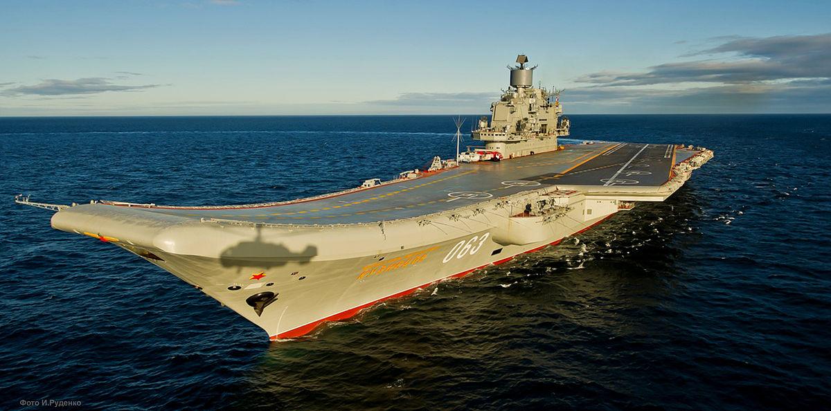 Chinas erster Flugzeugträger, der zweite ist bald fertig (Mil.ru, CC BY 4.0)