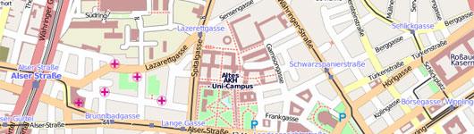Bibliothekarinnennation: Wien Alsergrund