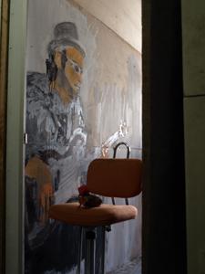 Kunst in der Besetzung