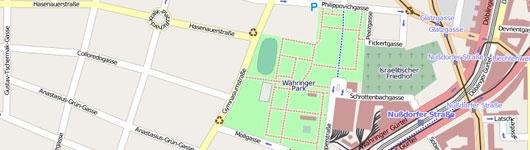 Platzwartnation: Wien-Währing